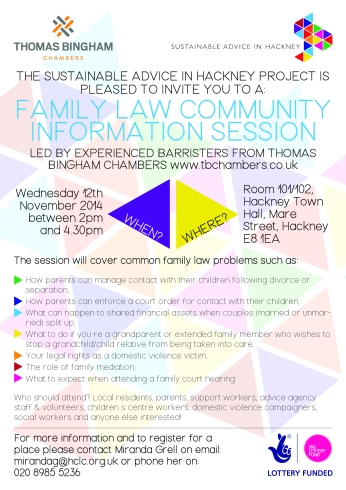 HCLC Law Info Session