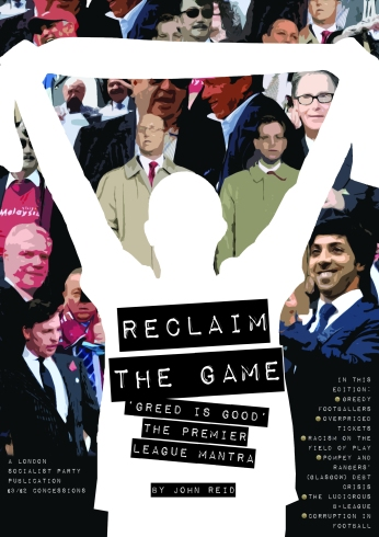 Reclaim the Game Front
